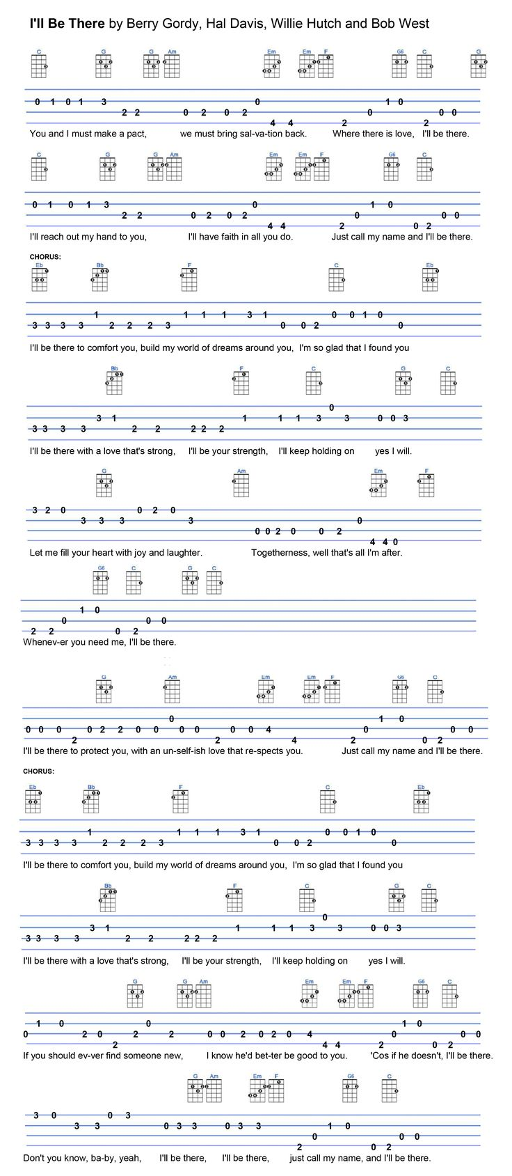 Guitar Chords You And I By Chance