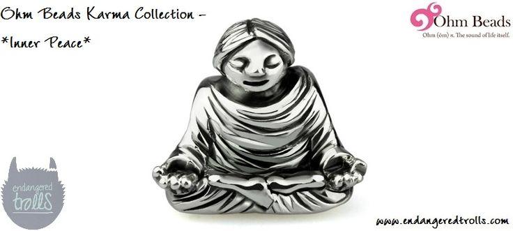 Ohm Beads Inner Peace (Karma Collection)