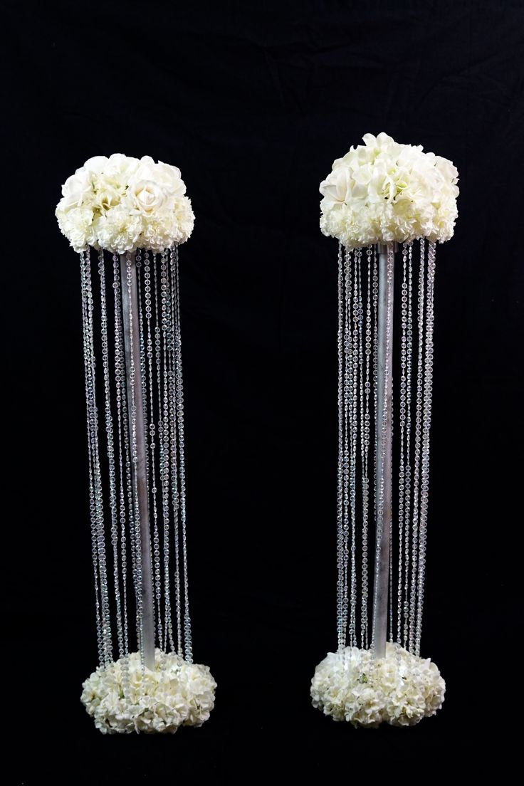 DIY preiswerte Hochzeits-Gang-Säulen, die wie eine Million Dollars aussehen   – Pastor banquet