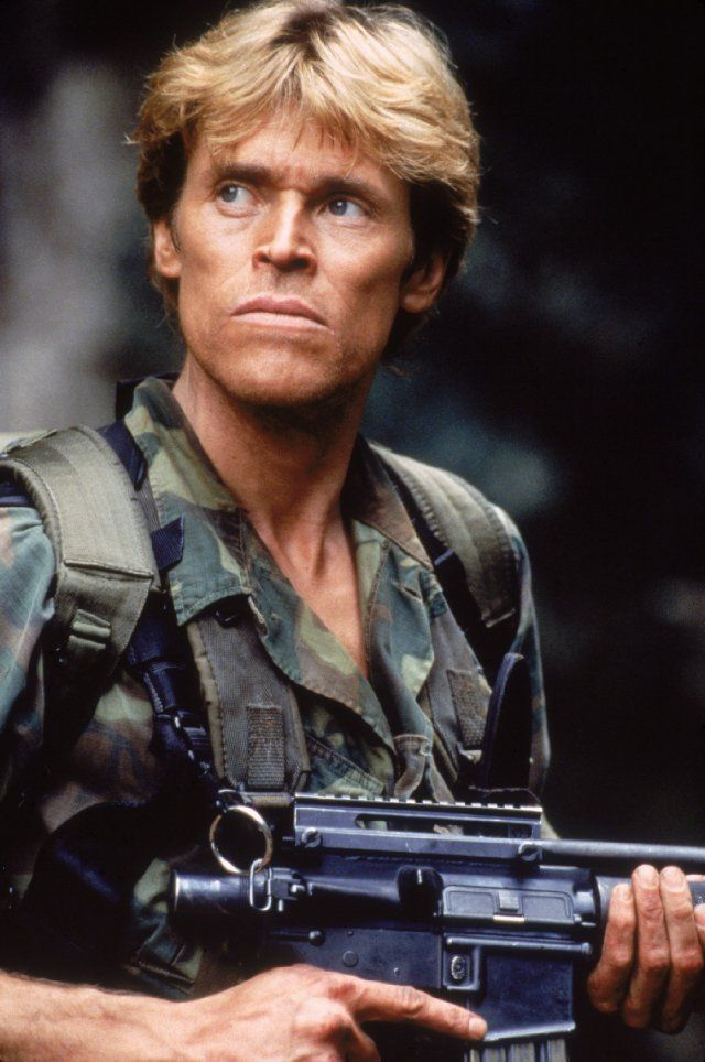 CLEAR AND PRESENT DANGER Willem Dafoe PICTURES PHOTOS and IMAGES