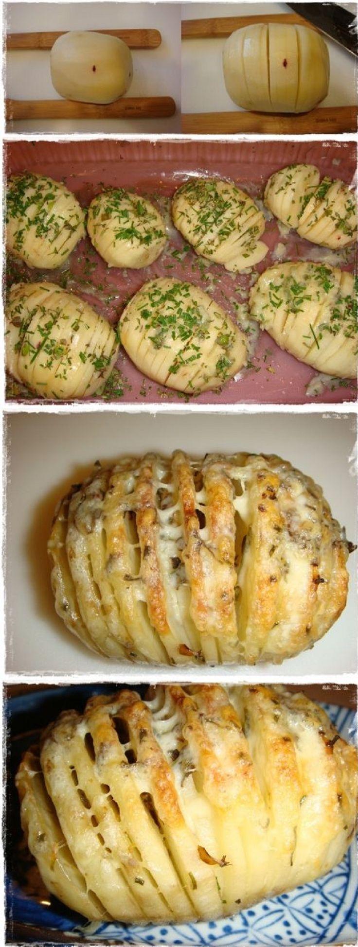 14 Unbelievably Good Baked Potato Recipes - GleamItUp