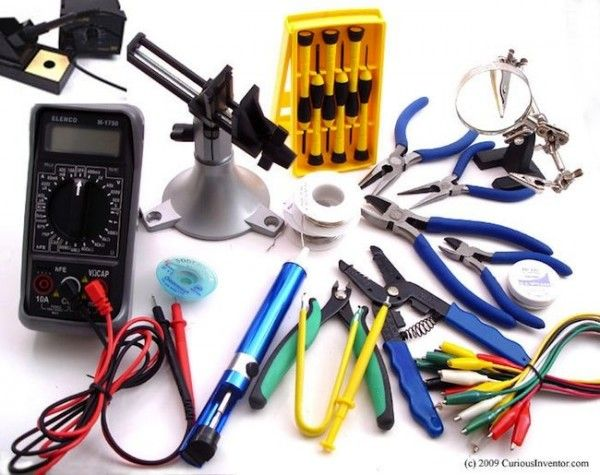Basic Laptop Repair Toolkit – Everything You Need for the Perfect Repair Kit #DIY #tech #laptops