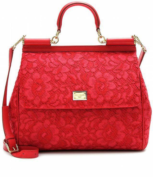 DOLCE & GABBANA Red Bag