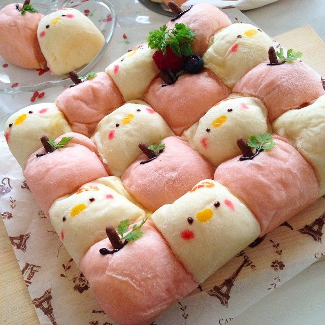 めざましTVで紹介!可愛すぎて食べれない、ちぎりパンのレシピ♡|MERY [メリー]