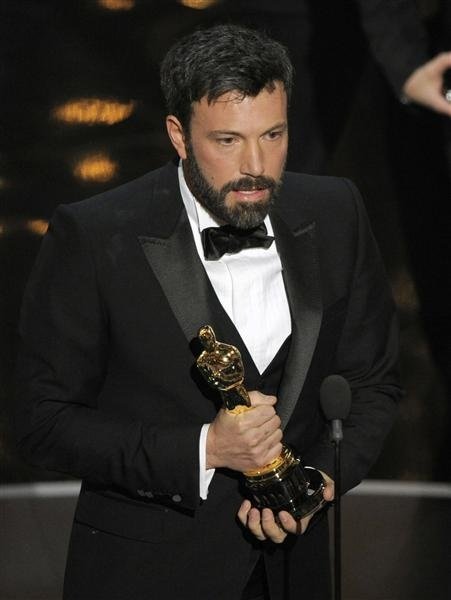 What's buzzing at the 2013 Academy Awards Ben Afflick