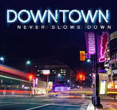 Downtown Rideau #Ottawa #Neighbourhood #Local