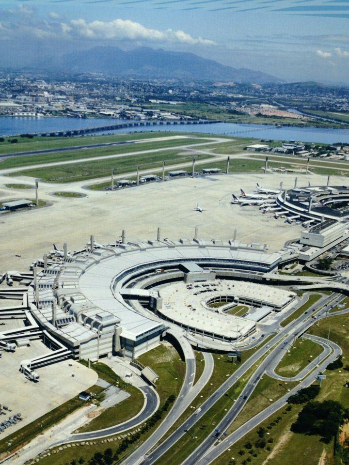 Aeroporto Internacional do Rio de Janeiro / Galeão (GIG) à Rio de Janeiro, RJ