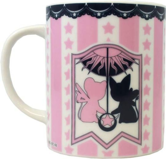 Cardcaptor Sakura Mug Cup $13.00 http://thingsfromjapan.net/cardcaptor-sakura-mug-cup/ #cardcaptor sakura #kawaii Japanese stuff #anime