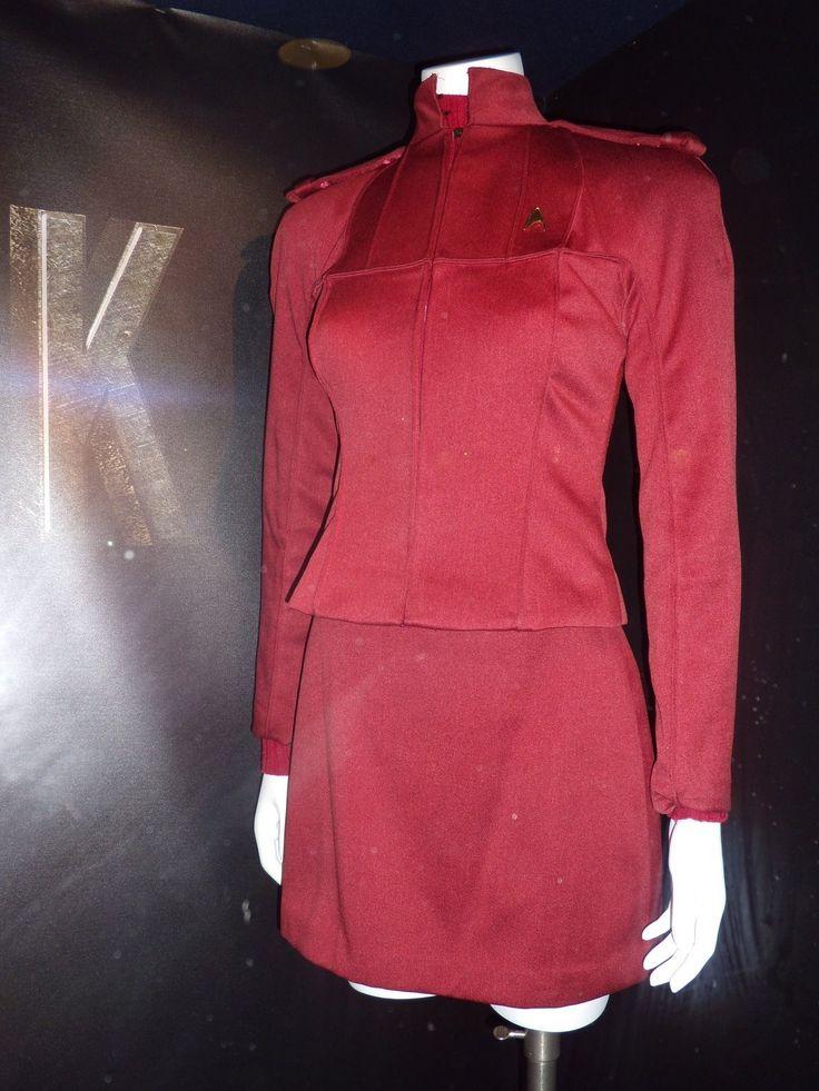 89 best Star Trek Fashion images on Pinterest | Make up looks, Hair ...
