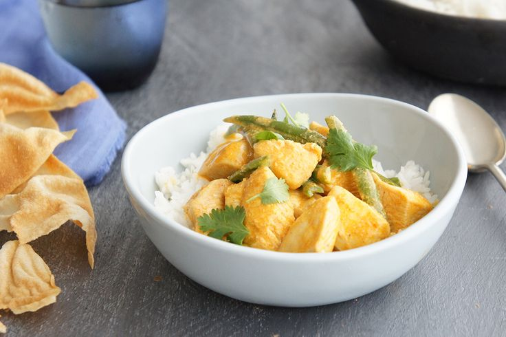 Quick and easy 30 minute curries.