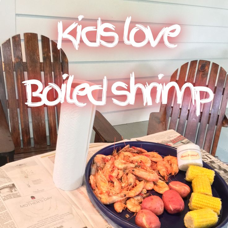 Our kids love the back porch for seafood boils. We clean them up afterward with Mama Begnaud's Seafood Scrub. Find us in a store near you or on Amazon (Prime shipping available)