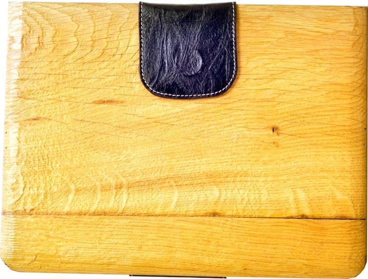 Oak ipad case