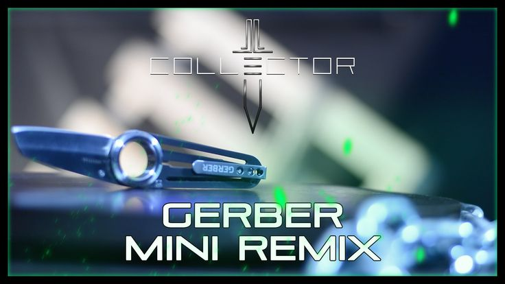 Faca Gerber Mini Remix