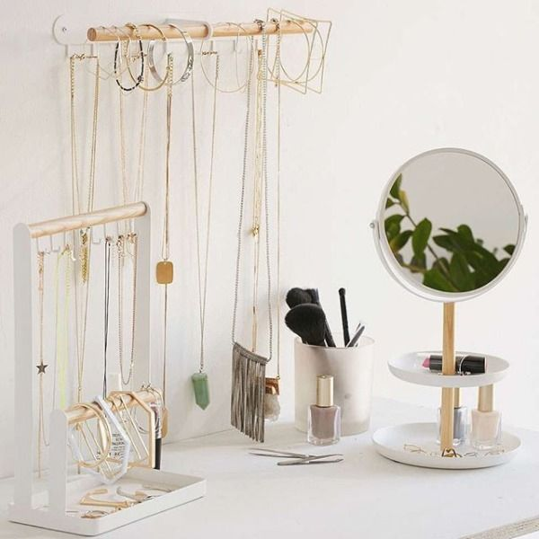 149 best Makeup and jewelry organizer images on Pinterest Mirrors