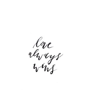 Love Wins Quotes Awesome 64 Best Love Wins Images On Pinterest  Wedding Reception Marriage
