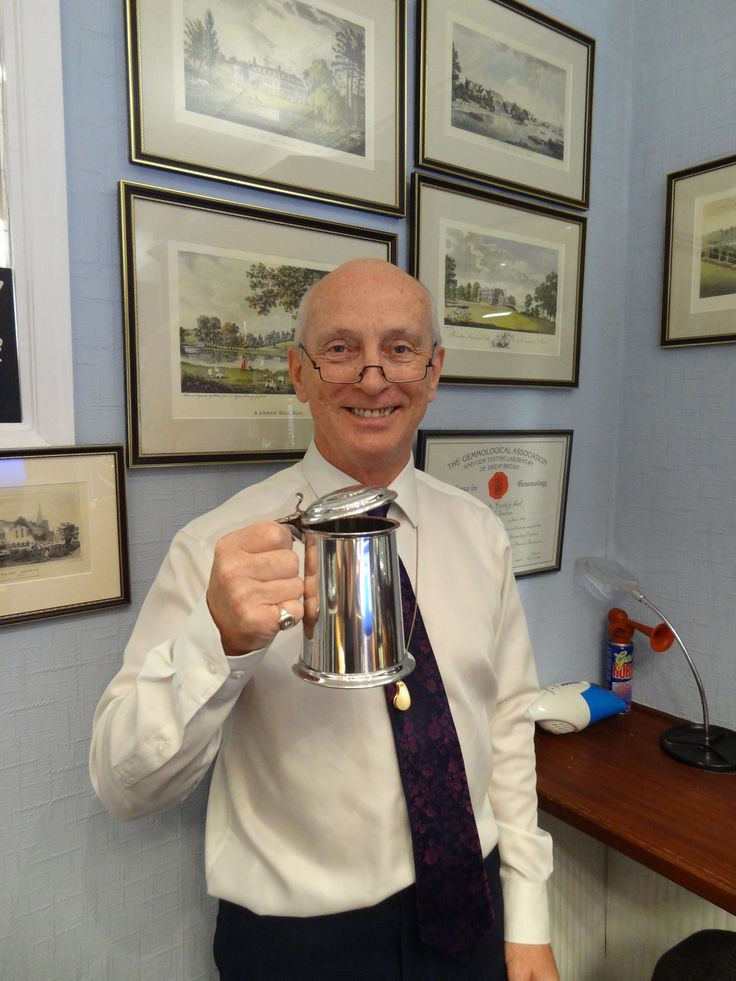 The new pewter tankards have arrived!