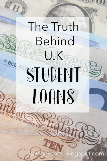 Student loans can be confusing and it is important to make an informed choice when applying for them. Demystifying UK student loans #personalfinance