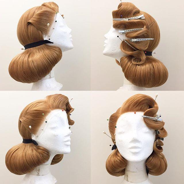 @erika.empire realness  #cabelo #Dragqueen #Drag #InstaDrag #Instagay #vintage #retro #pinup #vintagehair #retrohair #pinuphair #wig #hair #wigstyling #hairstyling #makeup #makeupaddict #mua #Vienna #Burlesque #copper #myart #40s  #hairstyle #wigmaker #wigmaster #blond #gay