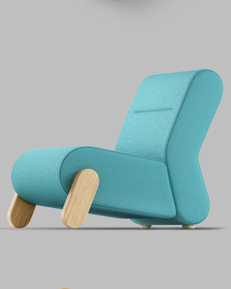 BASE easychair by Redo Design Studio