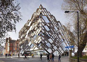 The Diamond, University of Sheffield, by Twelve Architects   www.bocadolobo.com   #contemporaryarchitecture #modernarchitecture #architecture #luxuryarchitectury
