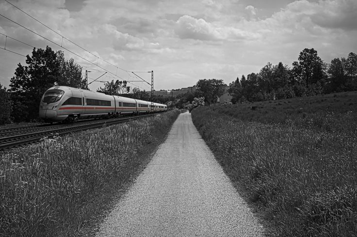 Train Run by Ferdinand Holzner on 500px