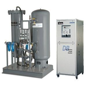 Nitrogen generating system by Parker/Balston