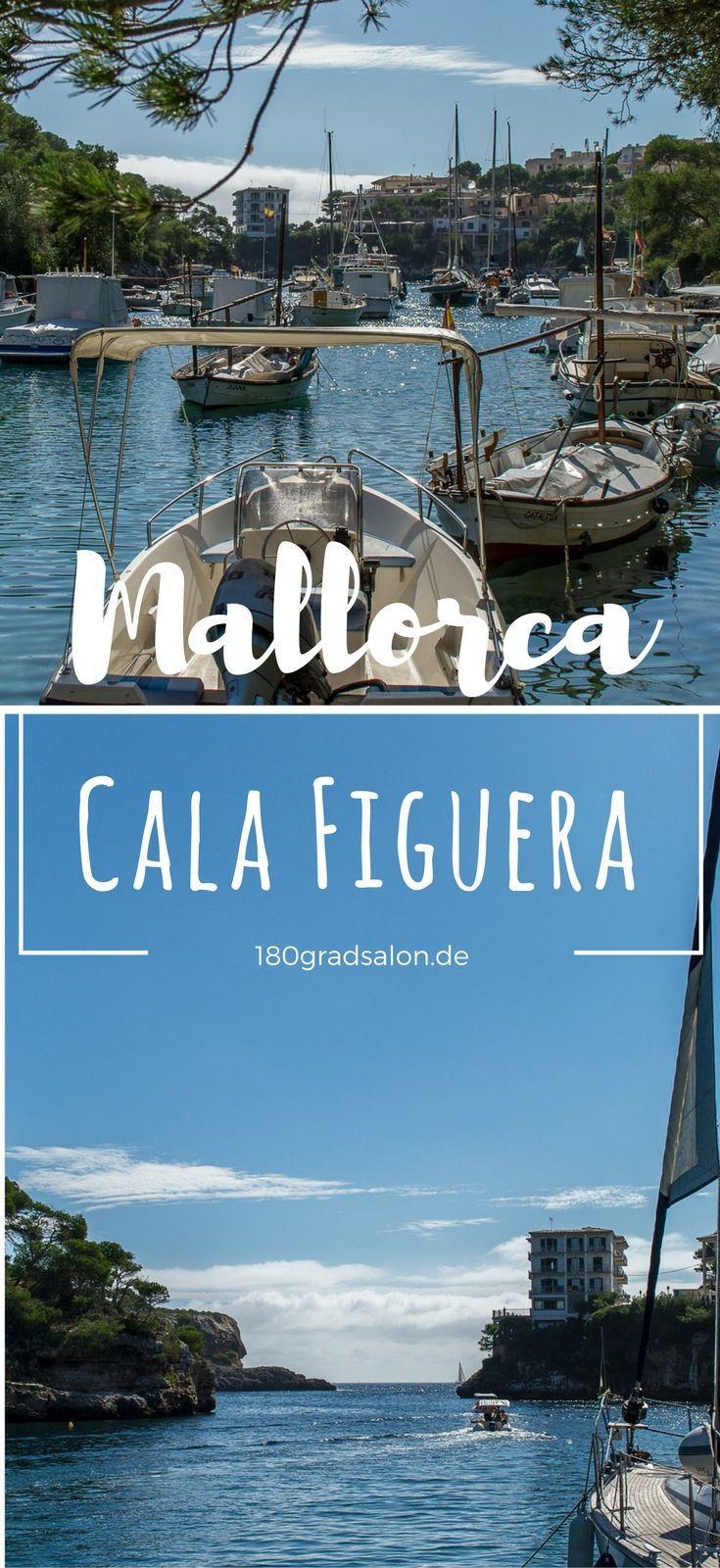 Cala Figuera auf Mallorca und das Restaurant Pura Vida