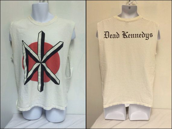 how to draw dead kennedys logo
