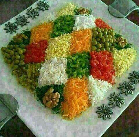 Salada losangulo