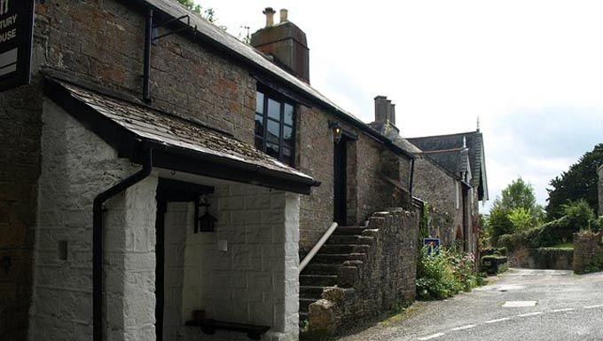 Tally Ho Inn, Littlehempston Devon