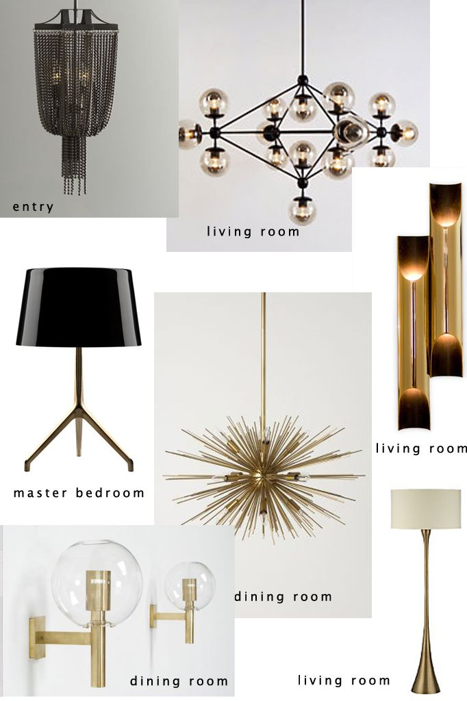 7 of the moment light fixtures · floor lampslight fixturesstanding