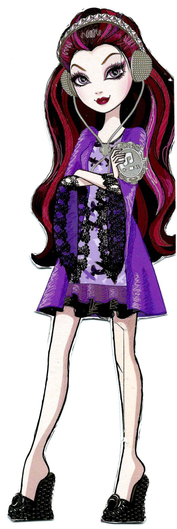 Raven Queen. Getting Fairest