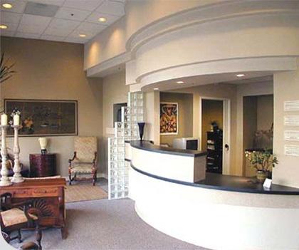 Dental Office. Office Reception AreaReception DesignReception ...