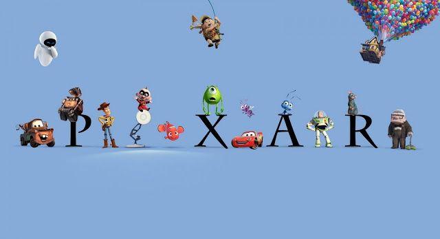 Game of Tretas: Easter Eggs da Pixar - Parte 1