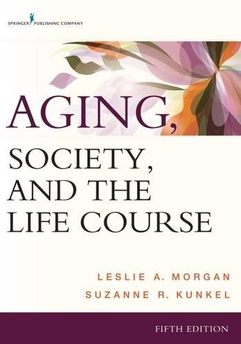 Aging, Society, and the Life Course, Fifth Edition #book #health http://www.healthbooksshop.com/aging-society-and-the-life-course-fifth-edition/ [This] book's unfading preoccupation with social context, social processes, and social structures distinguishes itself and greatly contributes to the discourse in gerontology.   –The Gerontologist   This classic text, now in its fifth edition, is distinguished by its emphasis on social context, social processes, and social structures as part..