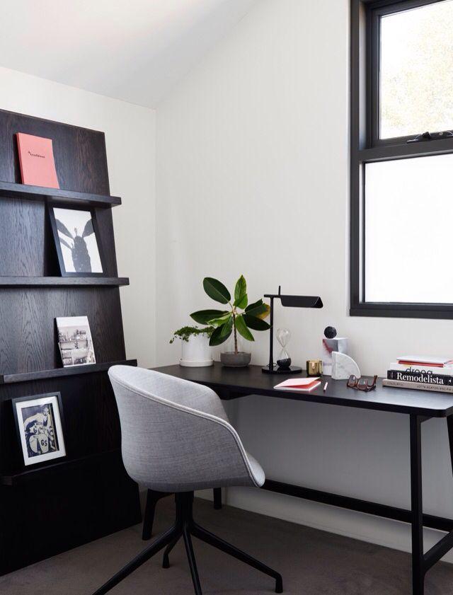 vogue living | inner city Melbourne home | grey tones