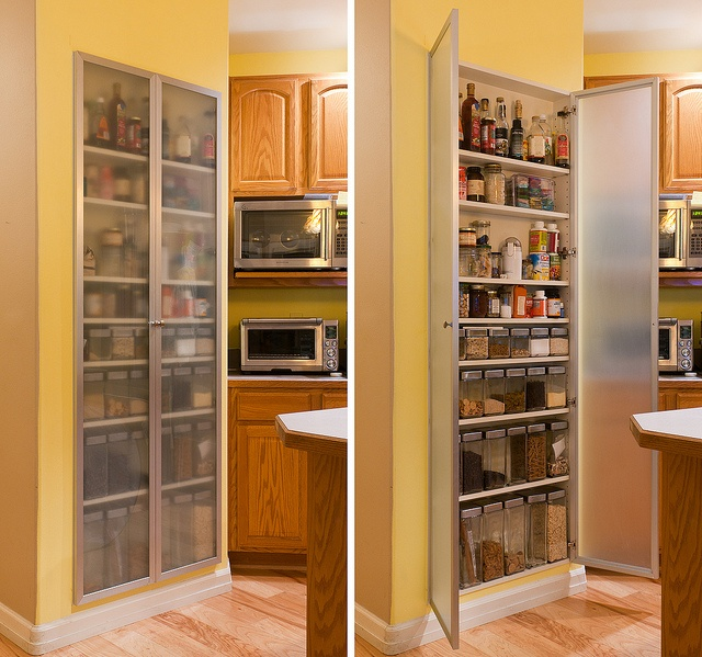 small pantry cabinet in wall kitchen pantry for the house 26394