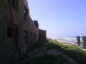 Old Whaliing Station at the Bluff Navy Base - Durban