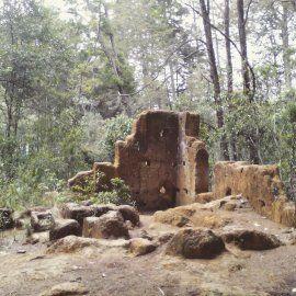 Ruinas, Parque Arvi