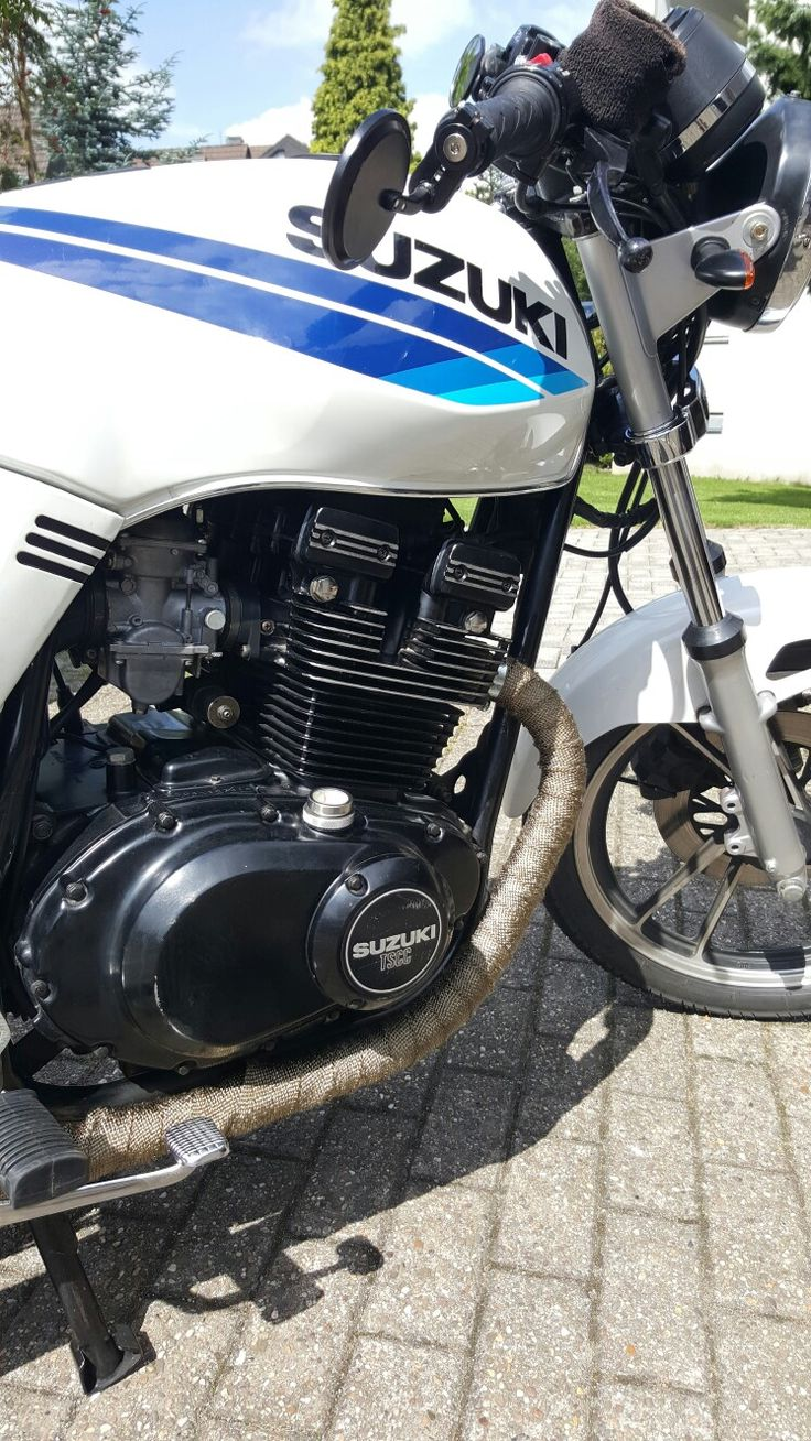 Suzuki GSX 400 E '88 #2