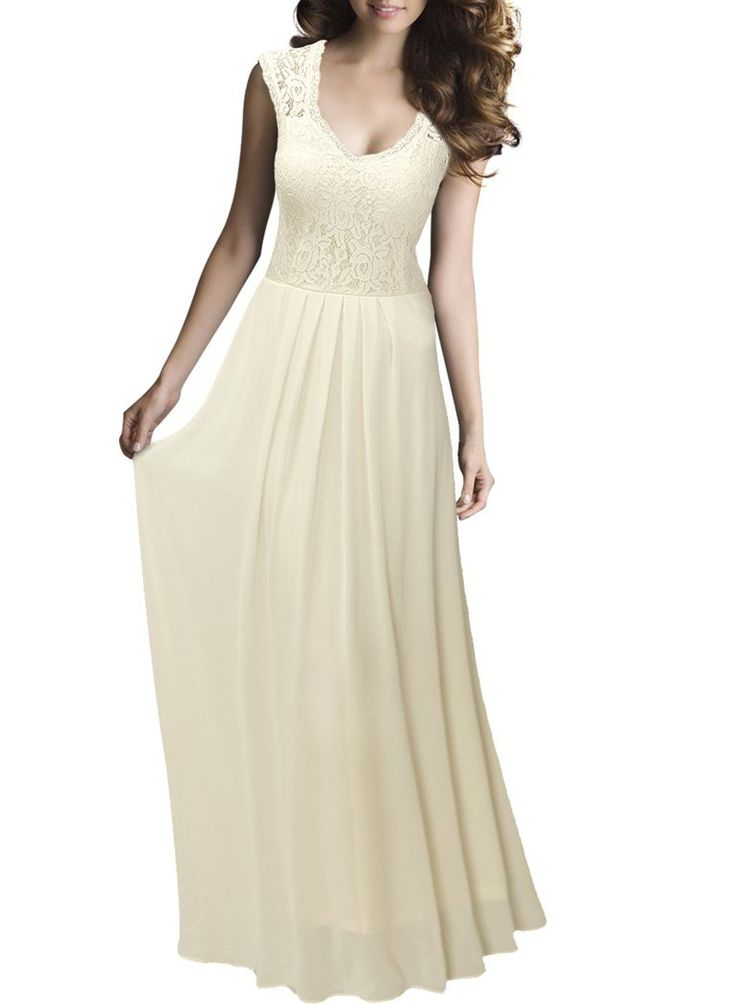 Galerry casual wedding maxi