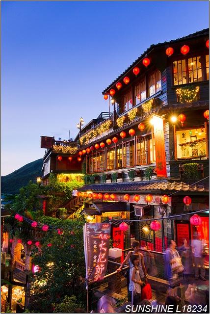 Taiwan 九份