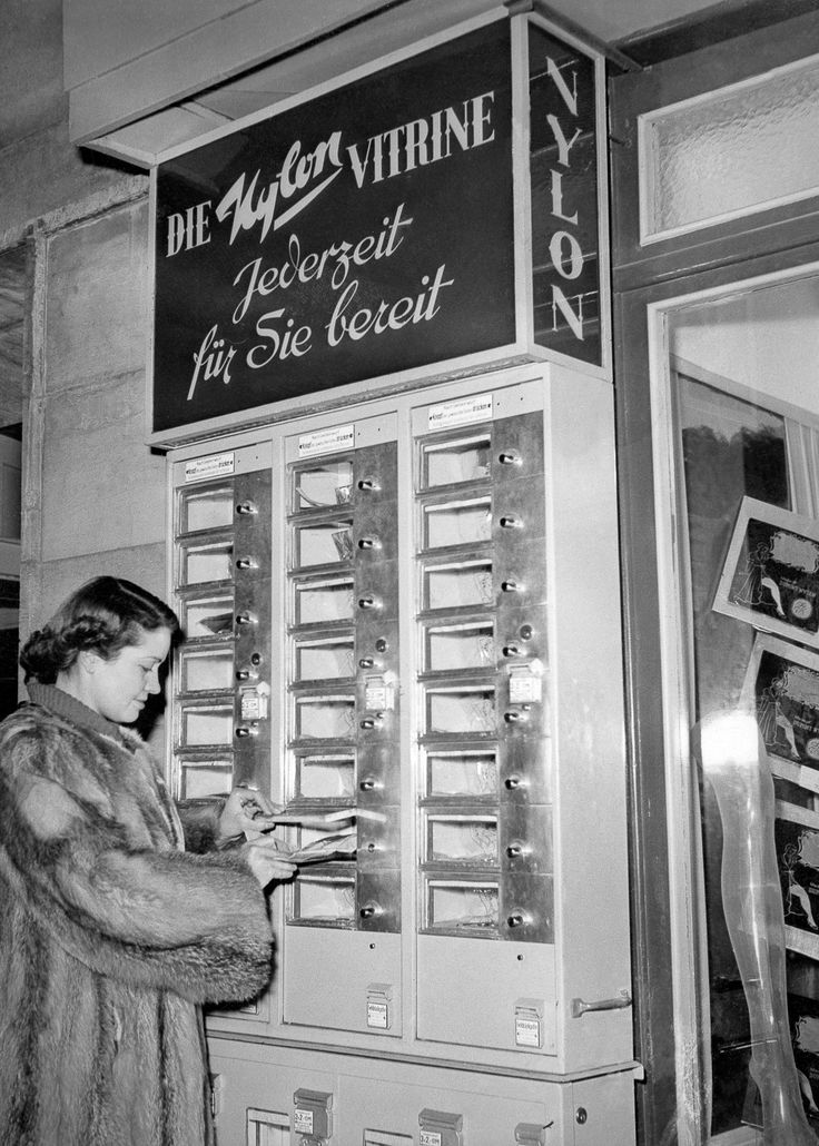 Back when restaurants were just elaborate vending machines