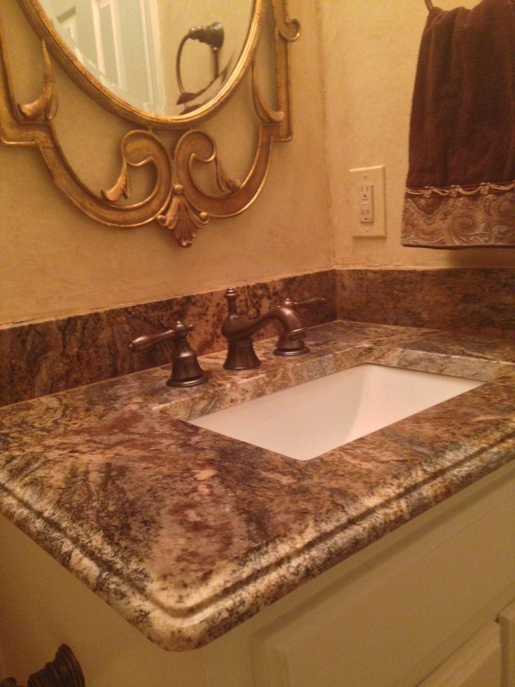 8 best bathroom countertops dfw metroplex images on pinterest