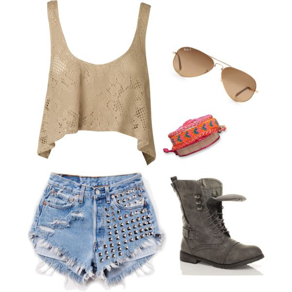 """country thunder"" by slhayes-1 on Polyvore"