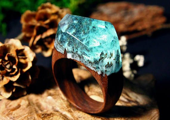 """Ring """"Northern Lands"""""""