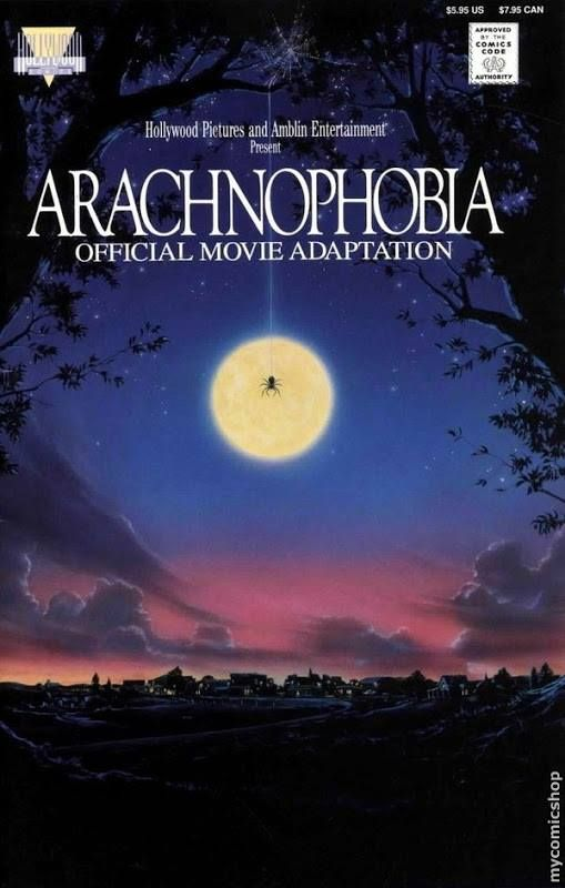 """Arachnophobia"" (1990) by Frank Marshall"