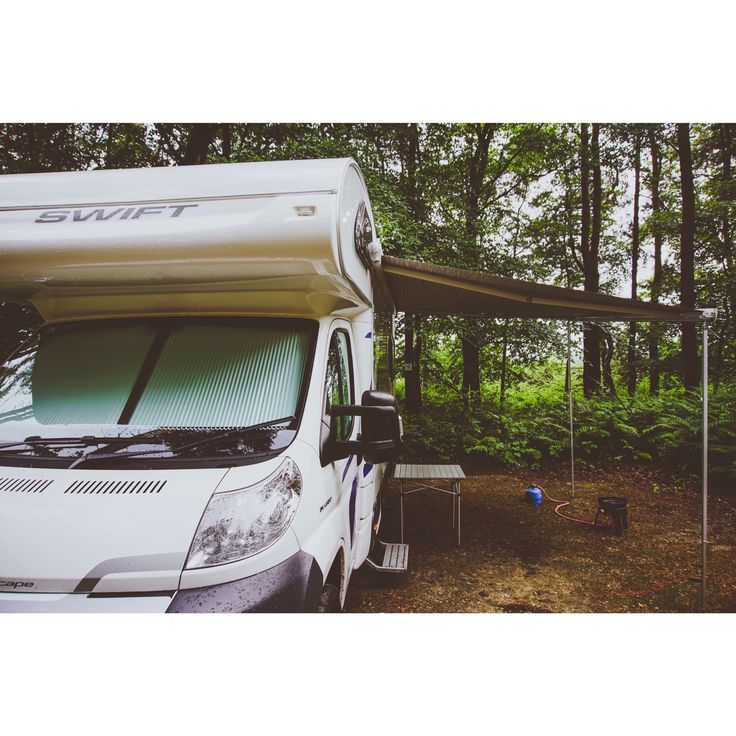 Woodland Caravan Park, Ashbourne  Motorhome      Travel    Outsideisfree