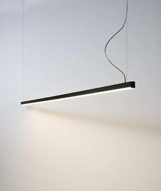 NINZA | DARK #lighting #suspended #ninza #led #profile #new #darling #design…