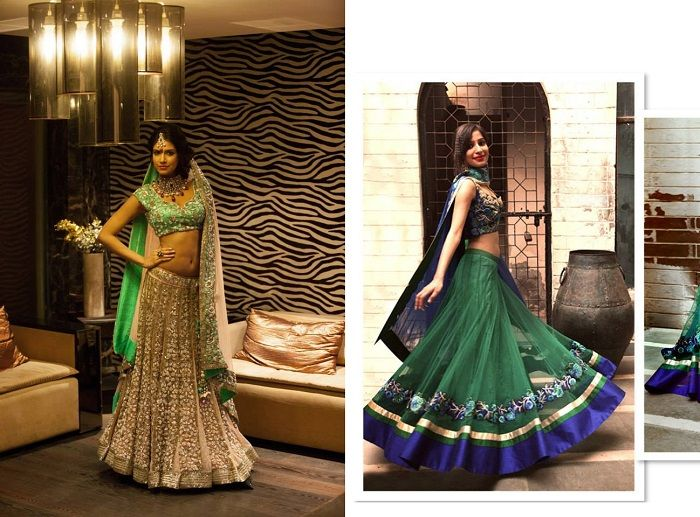 AZA Couture Non Traditional Bridal Wear